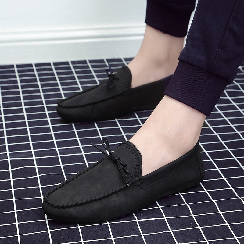 Hand Stitched Loafers