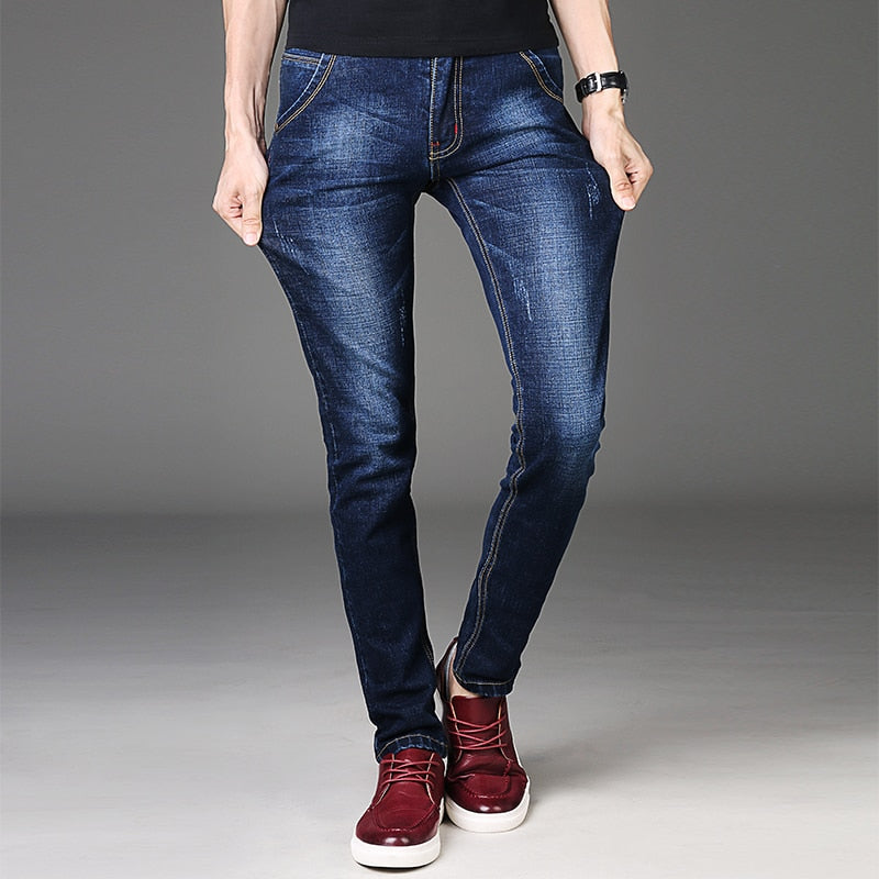 Julian Dark Wash Denim
