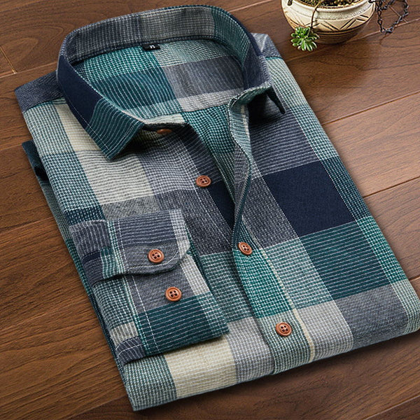 Foster Plaid Shirt
