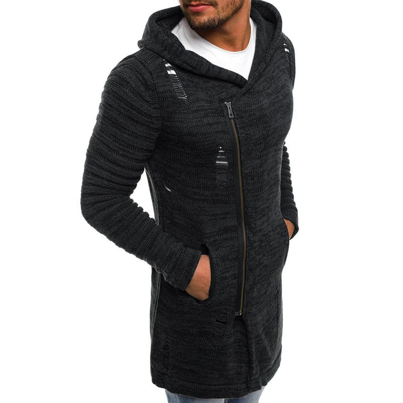 Damian Hooded Sweater
