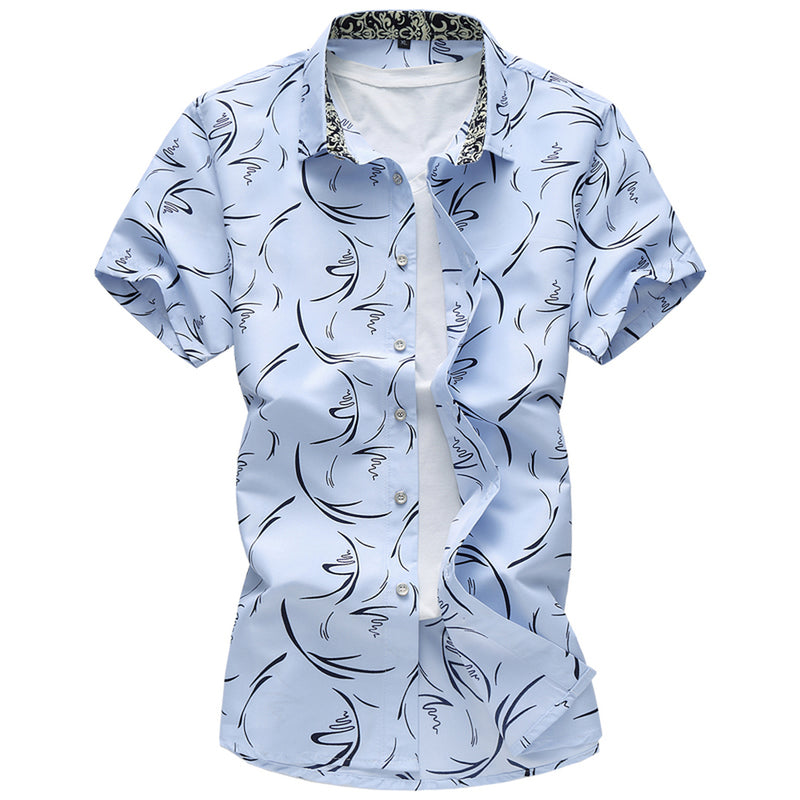 Jamison Summer Shirt
