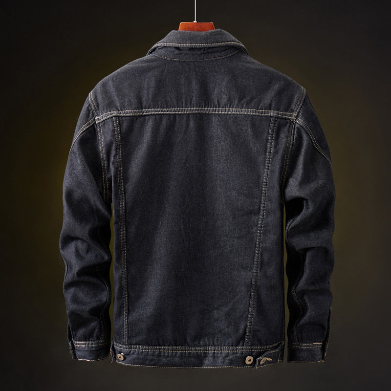 Reno Thermal Denim Jacket