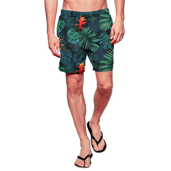 Jungle Swim Trunks