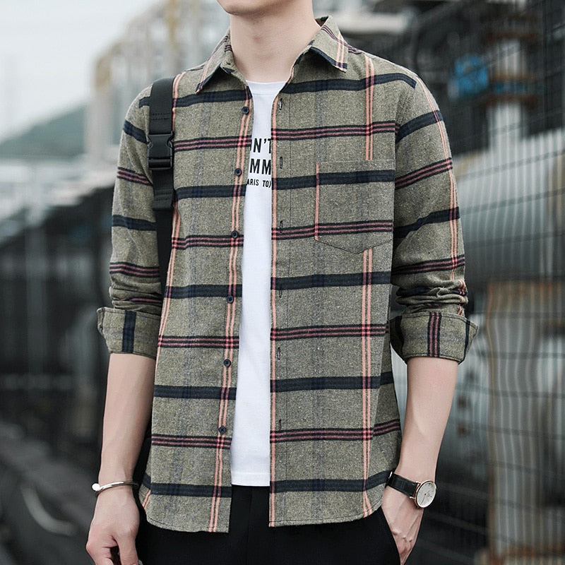 Sampson Flannel Shirt