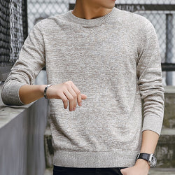 Heather Slim Fit Sweater