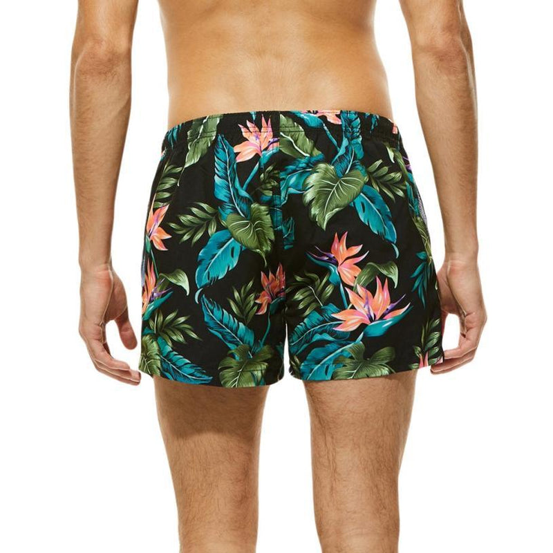 Tropical Swim Shorts