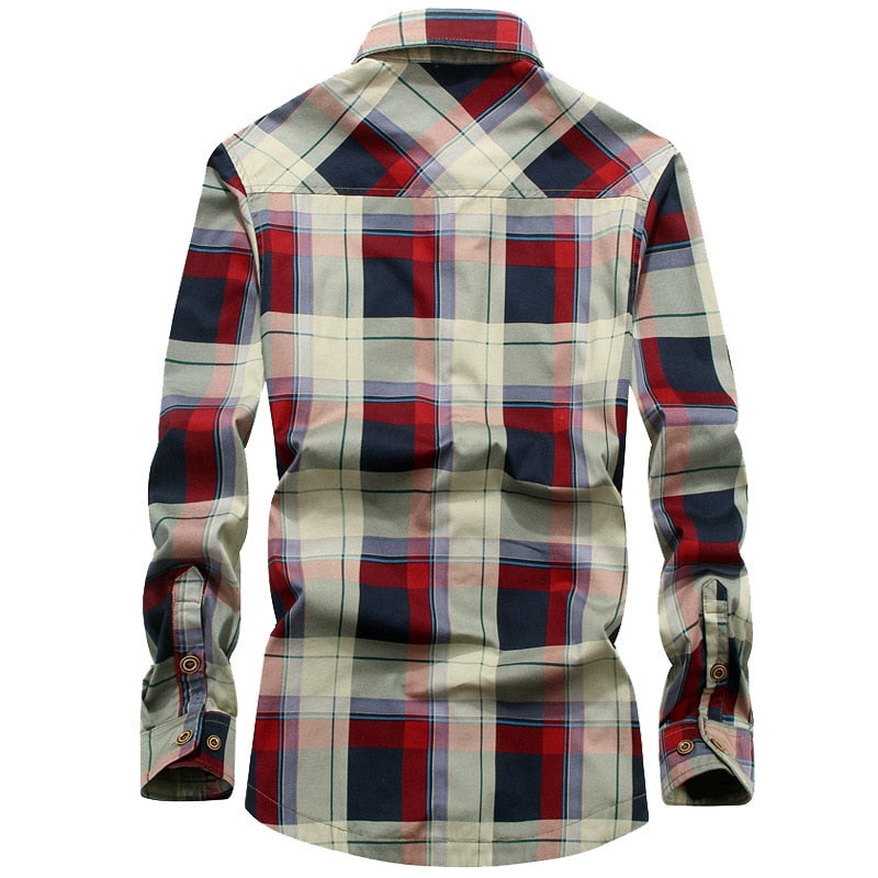 Ponce Plaid Shirt