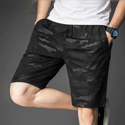 Shades of Black Shorts