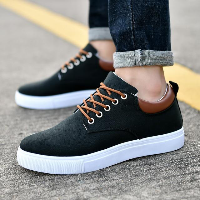 Factory Classic Canvas Shoes