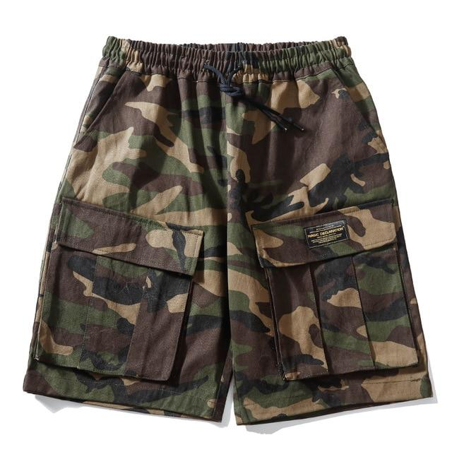 Magic Cargo Shorts