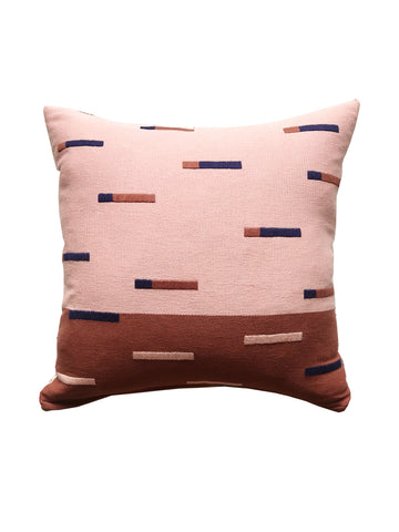 Line Dash Pillow No. 1