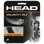 Head Velocity MLT Multifilament Strings 16 Black
