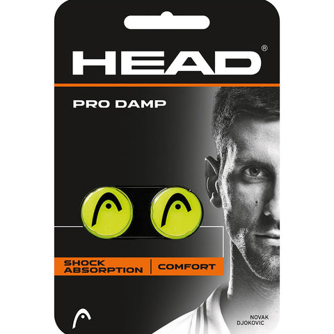 Head Pro Damp Vibration Dampener Yellow