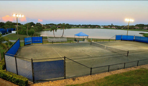 Kourtly Prize Money Tennis Open at the Sarasota Sports Club - July 6-7