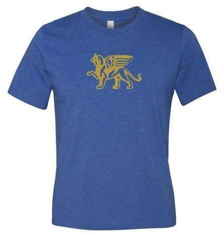 Boys Comfort Gold Lion Tee