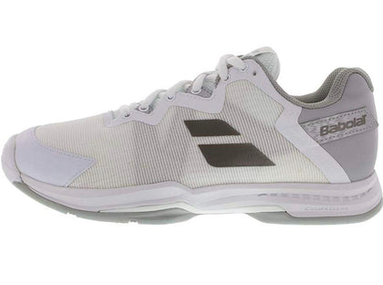 Babolat Women SFX 3 All court Tennis Shoes White/Silver