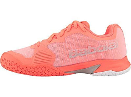 Babolat Junior Jet All Court Tennis Shoes Pink