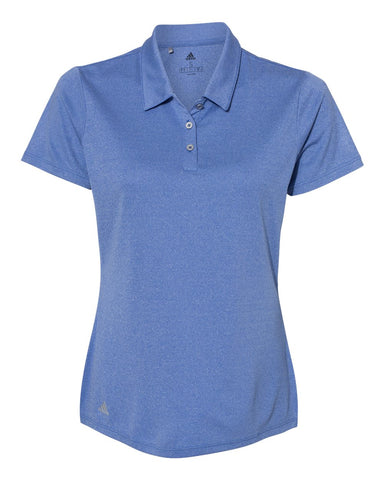 Adidas Women Heathered Performance Sport Shirt