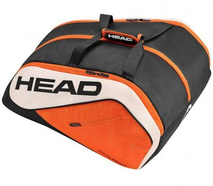 Head Tour Team Super Combi Bag Orange/Black