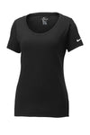 Nike Ladies Cotton Scoop Neck