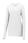 Nike Ladies Cotton Long Sleeve