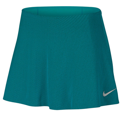 Nike Women Court Zonal Smash Performance Skort Blue