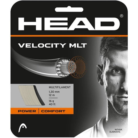 Head Velocity MLT Multifilament Strings 16 Clear