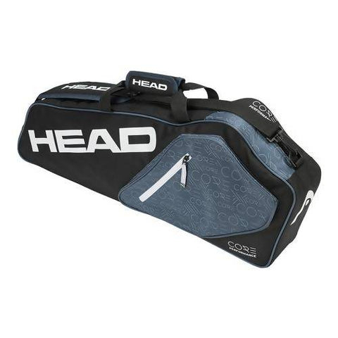 Head Core 3R Pro Tennis Bag Black/Grey