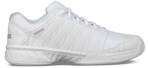 K-Swiss Men Hypercourt Express Tennis Shoes All White