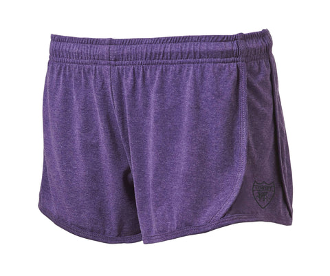 Active Fit Heather Performance Shorts