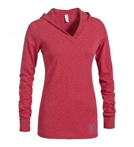 Active Soft Heather Hoodie