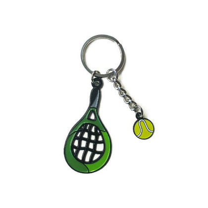 All Things Tennis Keychain