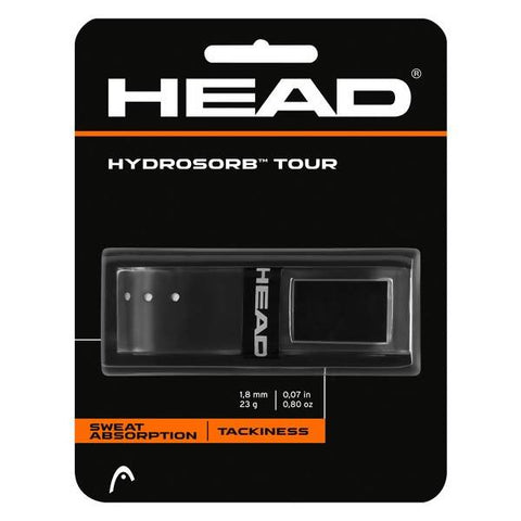 Head Hydrosorb Tour Replacement Grip Black