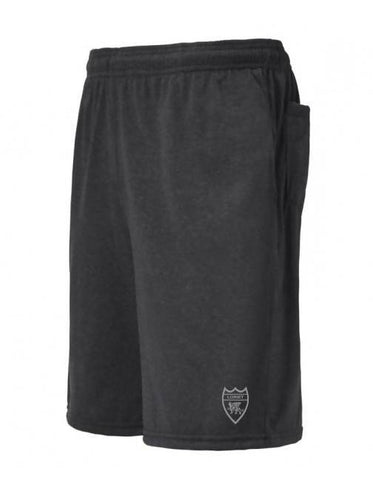 Heather Pro Performance Shorts