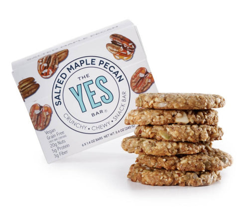 Vegan Salted Maple Pecan (6 Pack)