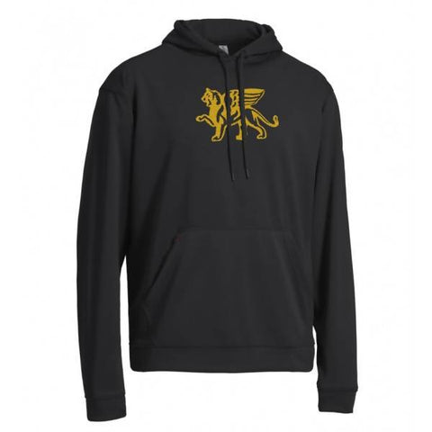 Loriet Sports Gold Lion Expert Performance Hoodie