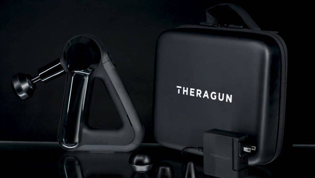 Theragun G3|Quietest Device with Premium Design