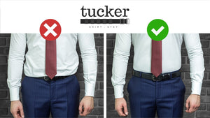 Tucker|Keep Your Shirt Tucked In Tight