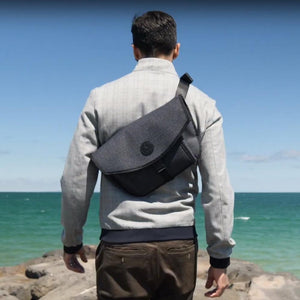 Alpha Sling|The World's Anti-theft Lightest Bag