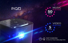 Load image into Gallery viewer, PIQO|World's Most Powerful 1080p Pocket Projector