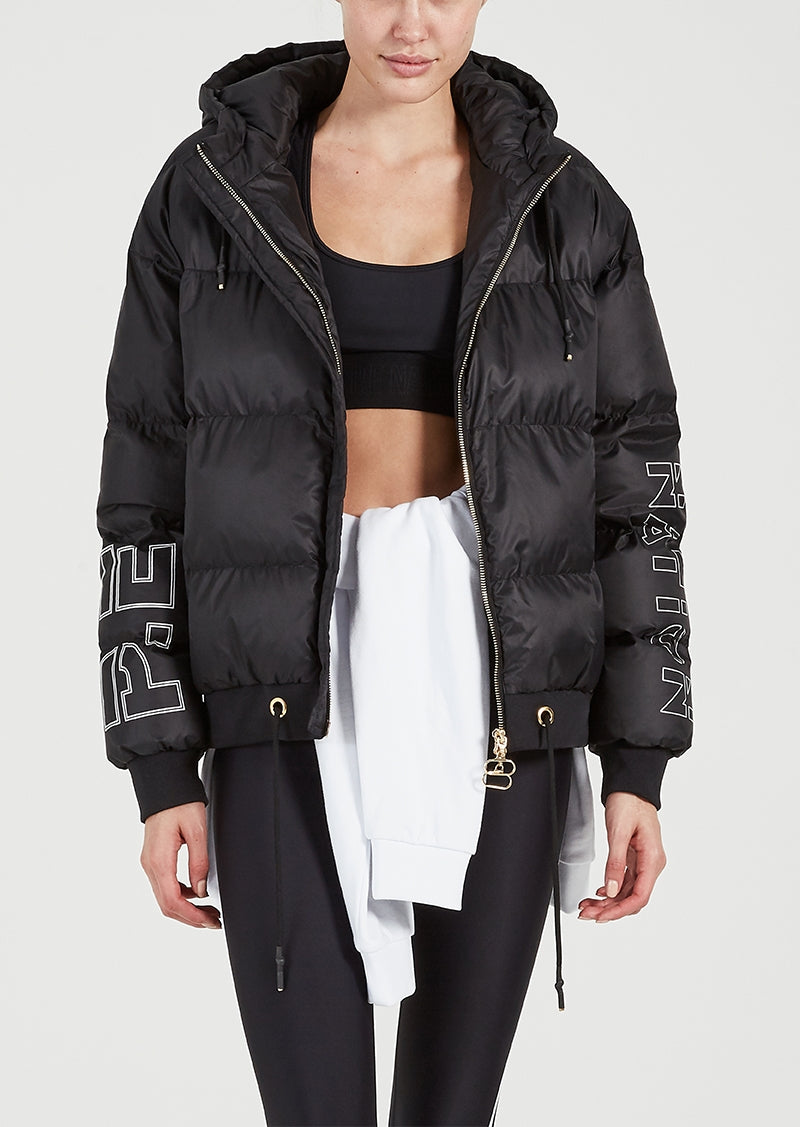 P.E. NATION - Under The Wire Jacket - Black