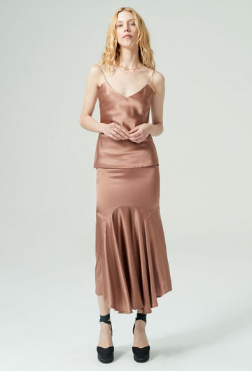 HANSEN & GRETEL - Emma Skirt - Copper