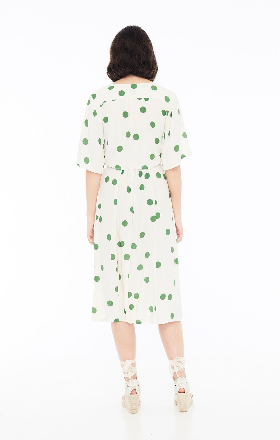 FAITHFULL THE BRAND - BOULEVARDS TOP - LOLITA DOT