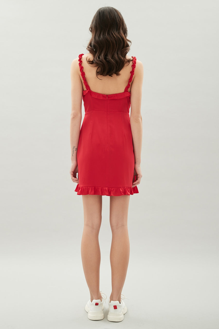 HANSEN & GRETEL - Lea Silk Dress - Samba