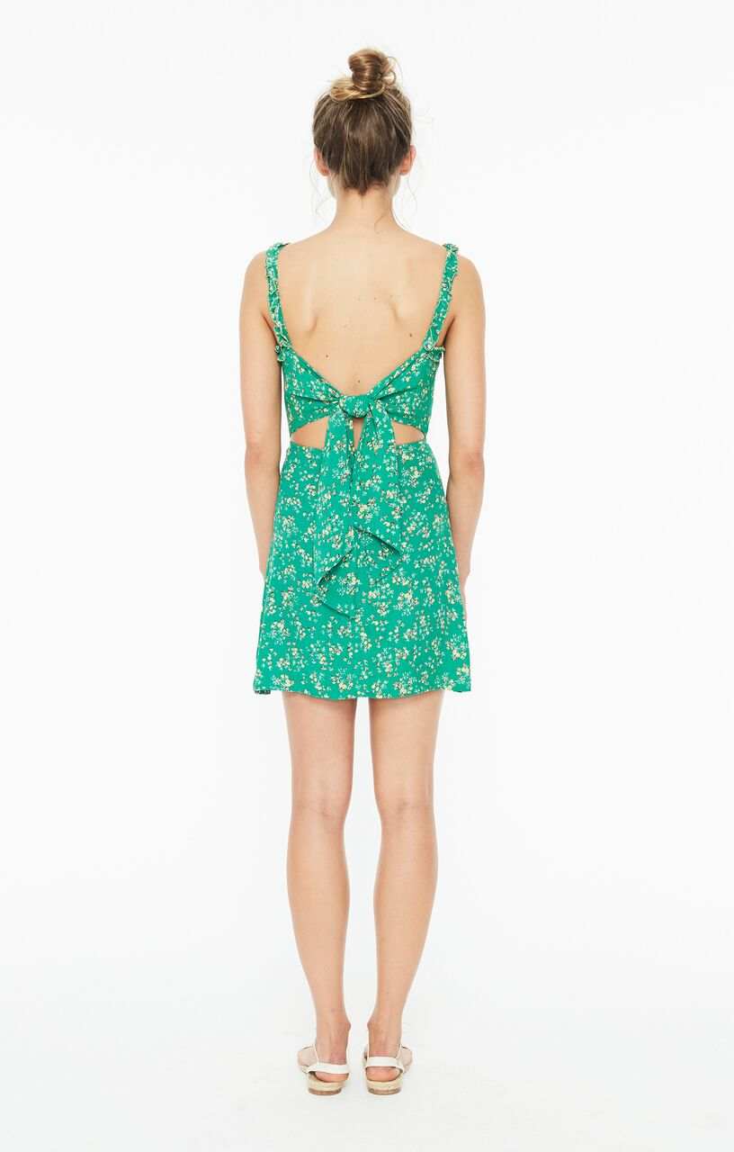FAITHFULL THE BRAND - Esther Dress - Audrey Floral