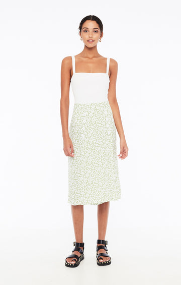 FAITHFULL THE BRAND - MAYA SKIRT - BELLA FLORAL
