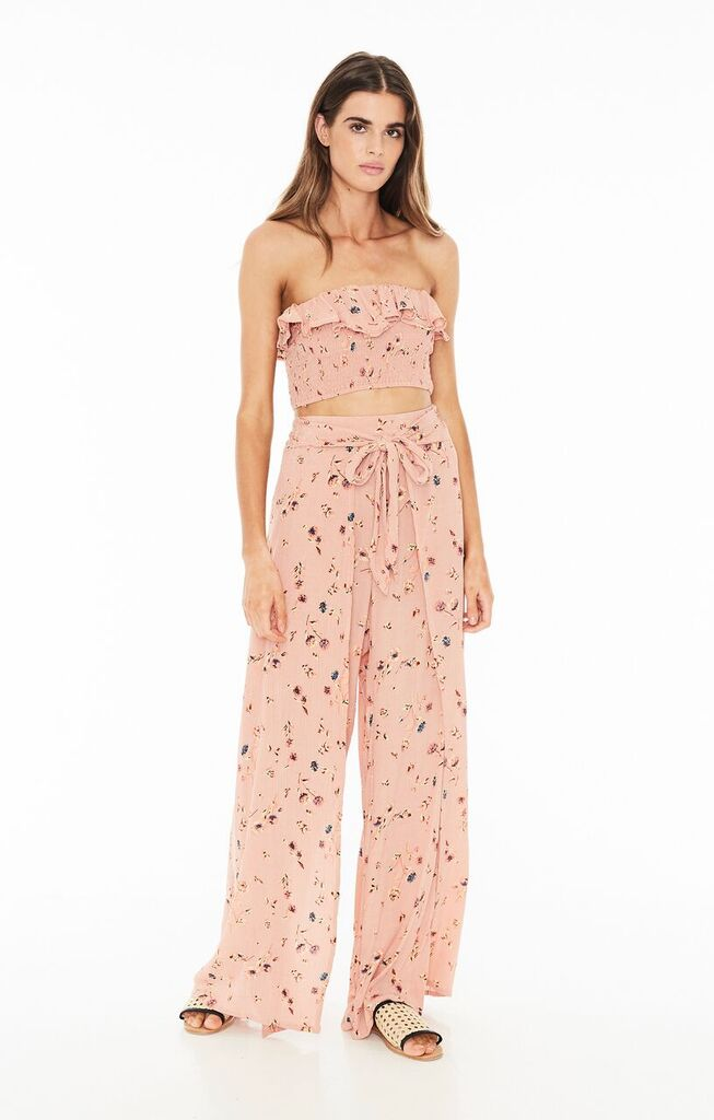 FAITHFULL THE BRAND - Tiki Tiki Pants - Salina Floral Print