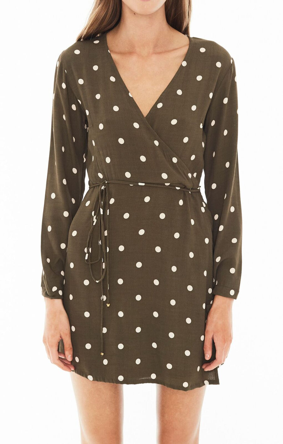 FAITHFULL THE BRAND - Poppy Dress - Ronja Dot Print