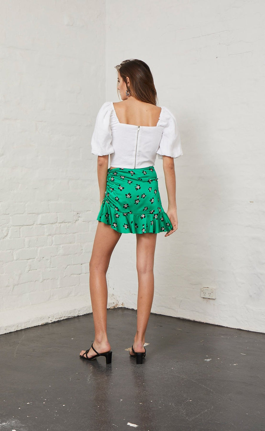 BEC & BRIDGE - Tropicana Mini Skirt