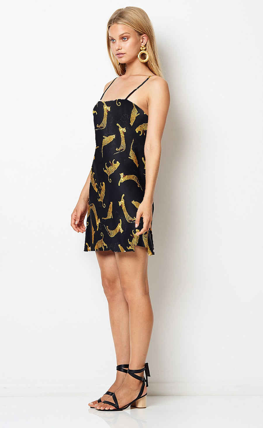 BEC & BRIDGE - Conga Beat Mini Dress